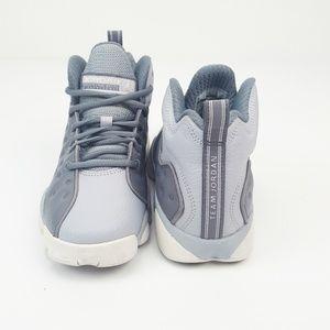 Jordan Jumpman Team 2 BG 'Cool Grey' Sneakers (5Y)